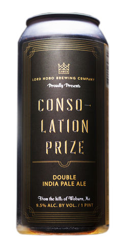 Lord Hobo Beer Consolation Prize Double IPA