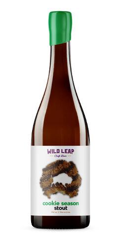 Cookie Season Stout - Samoa, Wild Leap Brew Co.