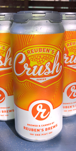 Crush, Reuben's Brews