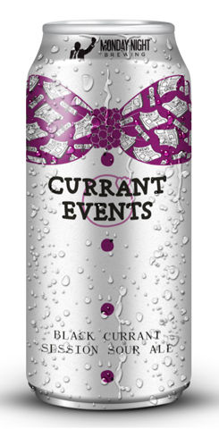 Currant Events, Monday Night Brewing