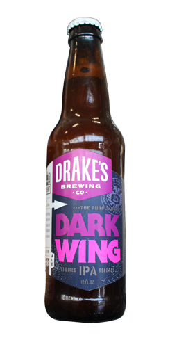 Dark Wing IPA by Drake's Brewing Co.
