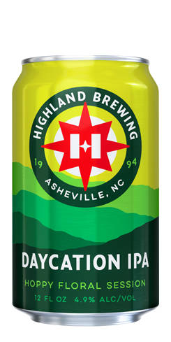 Daycation IPA, Highland Brewing Co.