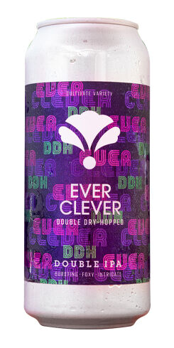 DDH Ever Clever, Bearded Iris Brewery