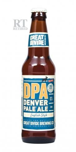 Denver Pale Ale Great Divide Retired