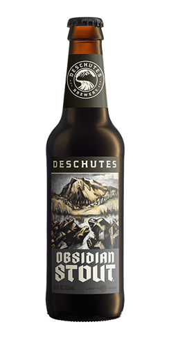 Deschutes Obsidian Stout Beer