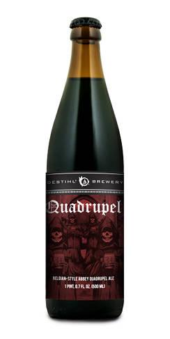 Destihl Brewery Quadrupel Beer