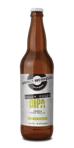 Deuce Coupe DIPA, Garage Brewing Co.