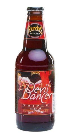 Founders Beer Devil Dancer Triple IPA