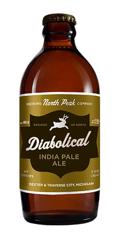 Diabolical by North Peak Brewing Co.