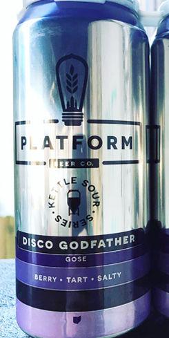 Disco Godfather by Platform Beer Co.