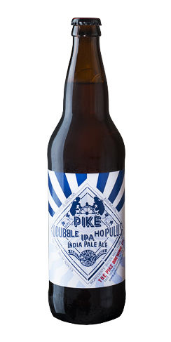 The Pike Doubble Hopulus Beer Double IPA