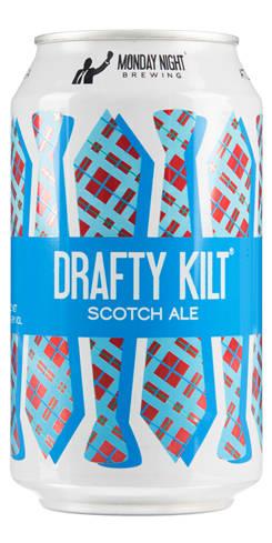 Drafty Kilt, Monday Night Brewing