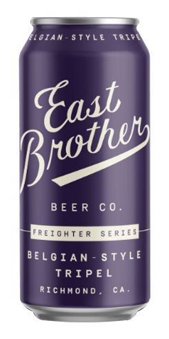 East Brother Tripel, East Brother Beer Co.
