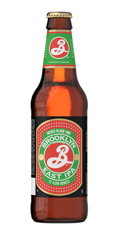 Brooklyn East IPA Beer