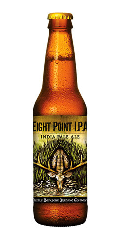 Devils Backbone Eight Point IPA Beer