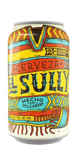 El Sully 21st Amendment beer