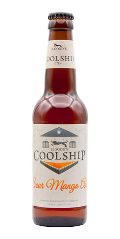 Coolship Sour Mango Ale by Elgood's Brewery