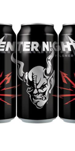 Enter Night Pilsner, Stone Brewing