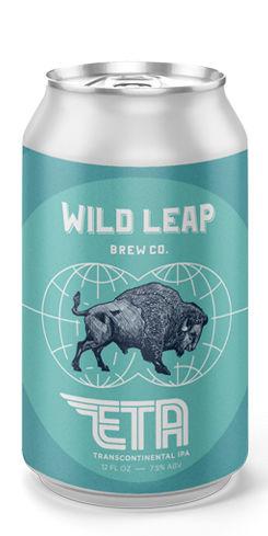 ETA IPA, Wild Leap Brew Co.