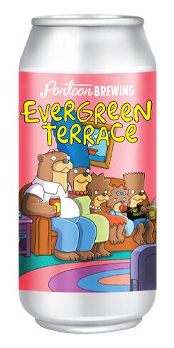 Evergreen Terrace, Pontoon Brewing