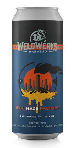 Evil Haze Factory, WeldWerks Brewing Co.