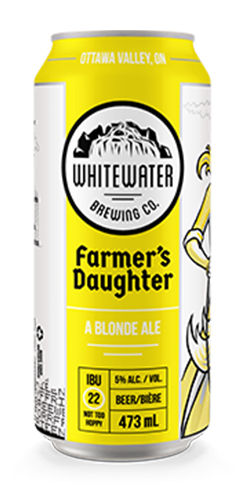 Farmer's Daughter by Whitewater Brewing Co.