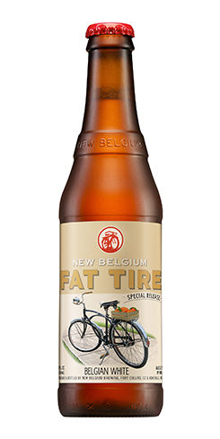 Fat Tire Belgian White New Belgium Brewing Co.