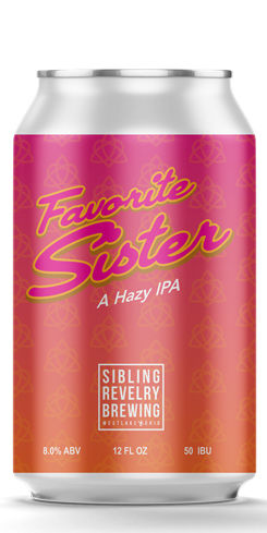 Favorite Sister, Sibling Revelry Brewing