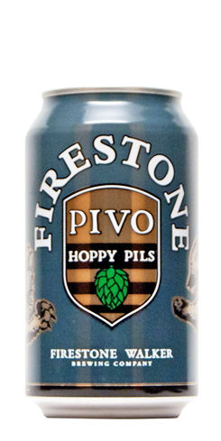 Pivo Pils Beer Firestone Walker
