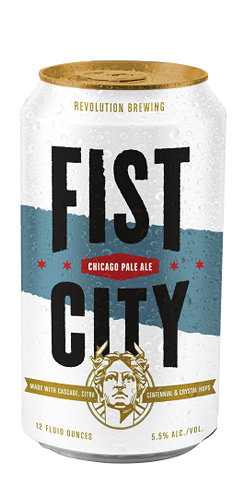 Fist City Pale Ale Revolution Beer