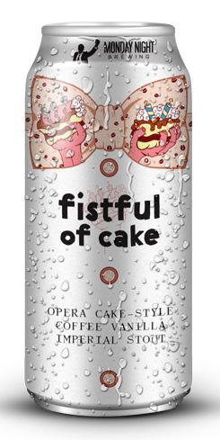 Fistful Of Cake, Monday Night Brewing