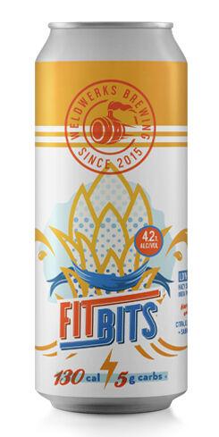 Fit Bits, WeldWerks Brewing Co.