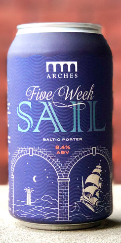 Five Week Sail, Arches Brewing