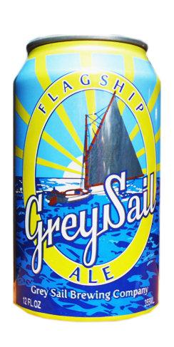 Grey Sail Brewing Flagship Beer