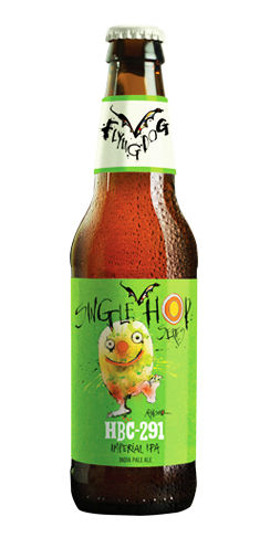 Flying dog beer single hop series hbc-291