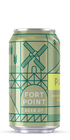 fort point beer ipa