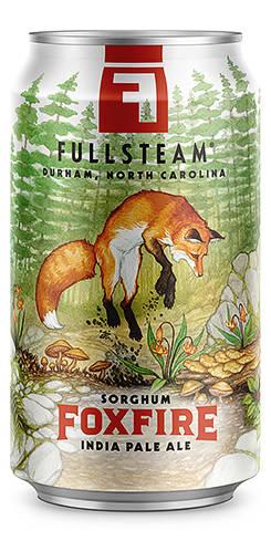 Foxfire, Fullsteam Brewery