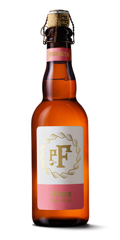 pFriem Family Brewers Frambozen Sour Fruit beer