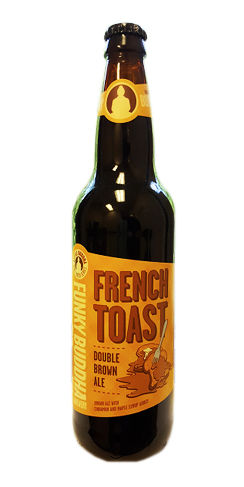 Funky Buddha Beer French Toast Brown Ale