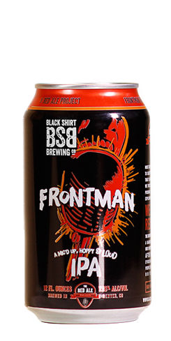 Frontman IPA by Black Shirt Brewing Co