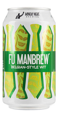 Fu Manbrew, Monday Night Brewing