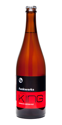 Tropic King Funkwerks Beer