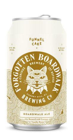 Funnel Cake Beer Forgotten Boardwalk