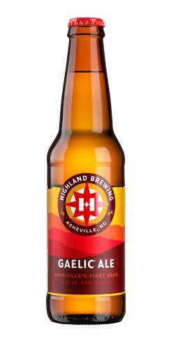 Gaelic Ale by Highland Brewing