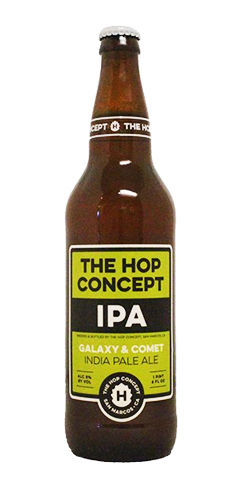 The Hop Concept Galaxy Comet Double IPA