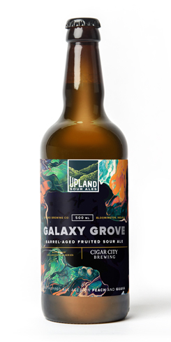 Galaxy Grove, Upland Brewing Co.