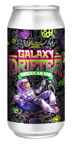 Galaxy Drifter, Pontoon Brewing