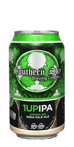 Georgia 1UP IPA by Southern Sky Brewing Co.