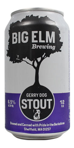 Gerry Dog Stout by Big Elm Brewing