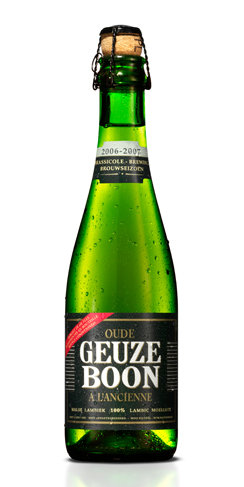 Oude Gueuze Boon Beer